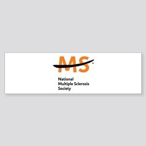 National MS Society Bumper Sticker