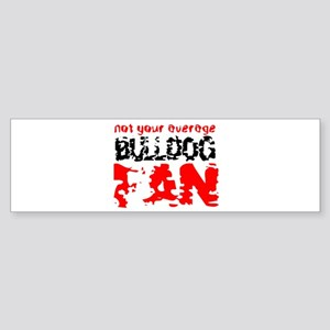 Georgia fan Bumper Sticker