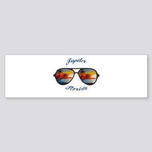Florida - Jupiter Bumper Sticker