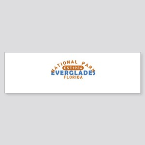 Everglades - Florida Bumper Sticker