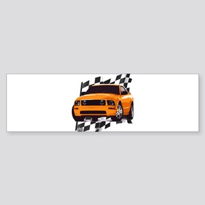 Mustang 2005 - 2009 Bumper Sticker