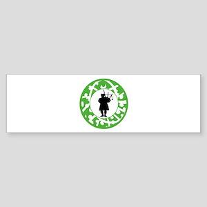 Glasgow Celtic Bumper Stickers - CafePress