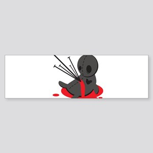 Witch Doctor Bumper Stickers - CafePress