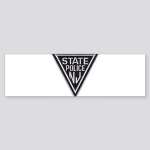 New Jersey State Police Bumper Sticker