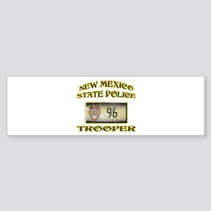New Mexico State Police Sticker (Bumper)