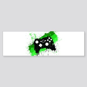 Graffiti Box Pad Bumper Sticker