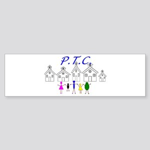 PTC Sticker (Bumper)