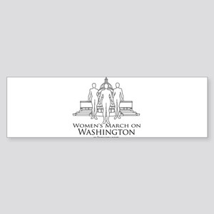Women's March on Washington Bumper Sticker