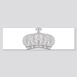 Crown Sticker (Bumper)