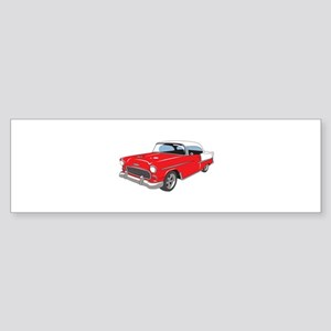 CLASSIC CAR MD Bumper Sticker
