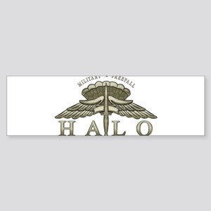 Halo Badge Sticker (Bumper)
