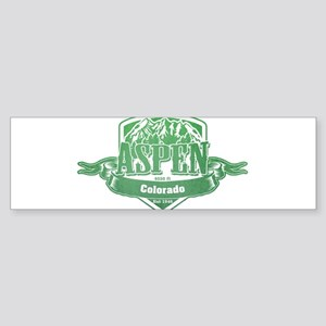 Aspen Colorado Ski Resort 3 Bumper Sticker