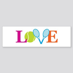 """Love"" Sticker (Bumper)"