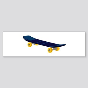 Skateboard Bumper Sticker