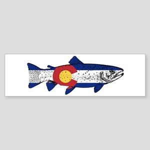 Fish Colorado Bumper Sticker