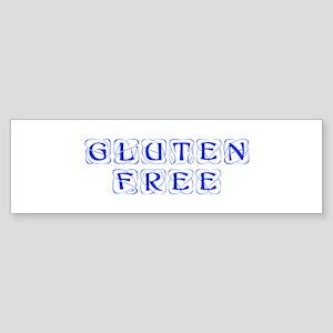 Funny Wheat Gluten Design Bumper Stickers - CafePress