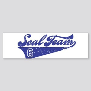 Seal Team 6 Sticker (Bumper)