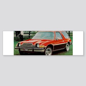 AMC Pacer Wagon Bumper Sticker