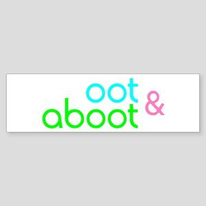 Scottish Slang Bumper Stickers - CafePress