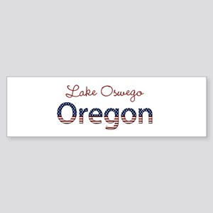 Custom Oregon Sticker (Bumper)