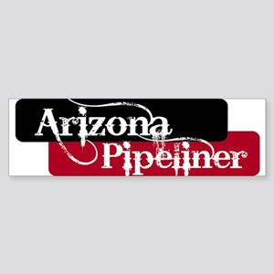 Arizona Pipeliner Bumper Sticker