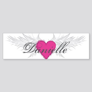 My Sweet Angel Danielle Sticker (Bumper)
