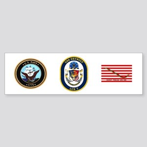 Uss Detroit Lcs 7 Gifts - CafePress