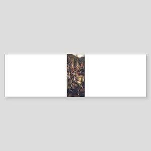 Knights of Christ Sticker (Bumper)