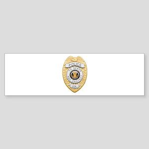 badge1 Bumper Sticker