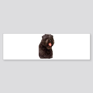 Bouvier Des Flandres Dog Bumper Sticker