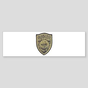 NHSP SWAT Bumper Sticker