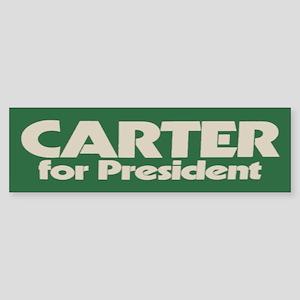 Carter for President Bumper Sticker
