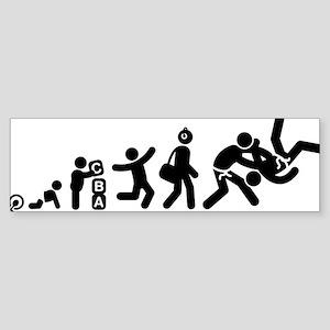 Judo-E Sticker (Bumper)