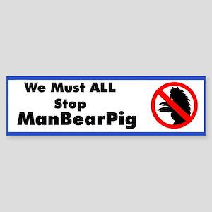 Stop ManBearPig