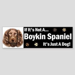 Boykin Spaniel Sticker (Bumper )