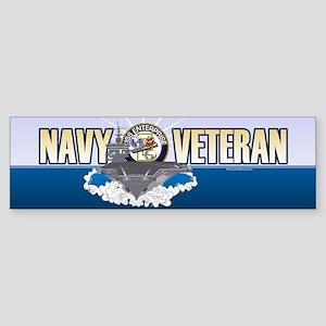 CVN-65 USS Enterprise Sticker (Bumper)