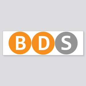 BDS Bumper Sticker