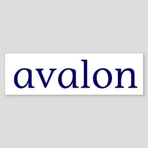 Avalon Sticker (Bumper)