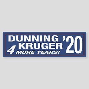 4 More Years! Sticker (Bumper)