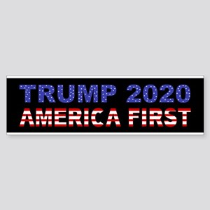 Trump 2020 United Sticker (Bumper)