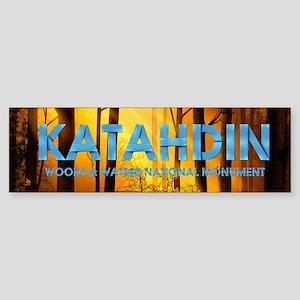 ABH Katahdin Sticker (Bumper)