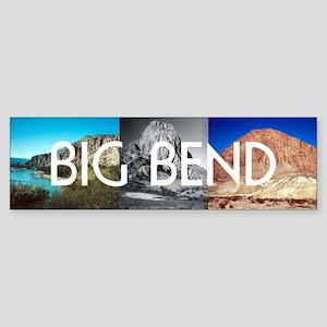 ABH Big Bend Sticker (Bumper)