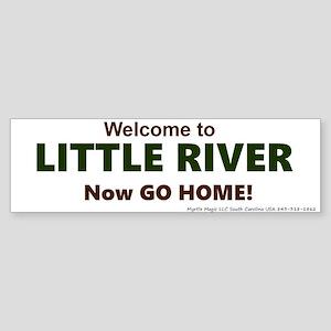 Little River Sticker (Bumper)