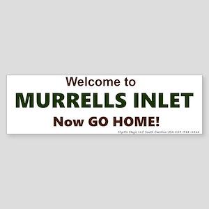 Murrells Inlet Sticker (Bumper)