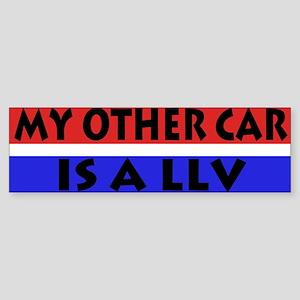 LLV Bumper Sticker