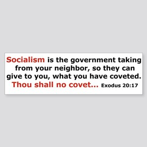 SOCIALISM IS THE GOVERNMENT TAKING FROM YOUR ...