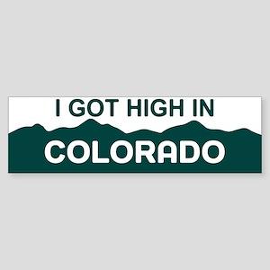 CO - Colorado Sticker (Bumper)