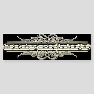 SILVERADO Bumper Sticker