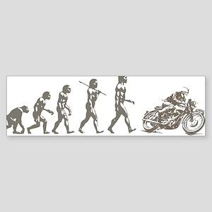 CAFE RACER EVOLUTION Sticker (Bumper)