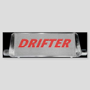 Drifter Intercooler Bumper Sticker